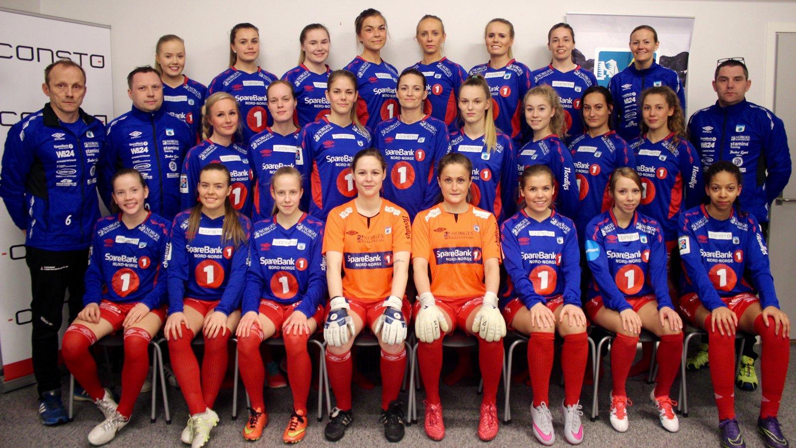 1 divisjon damer fotball